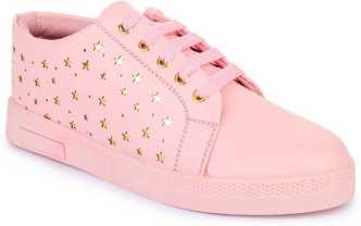 7056eccdd8c1 Pink Shoes - Buy Pink Shoes online at Best Prices in India ...
