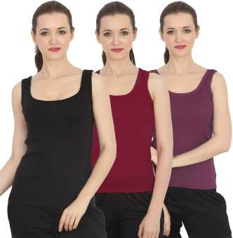 e20a809ab754b7 Tank Tops - Buy Tank Tops online at Best Prices in India