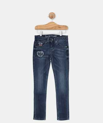bde116bb141 Girls Jeans - Buy Jeans For Girls Online In India At Best Prices ...