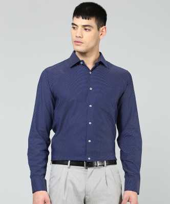 02bb356b4d Van Heusen Casual Party Wear Shirts - Buy Van Heusen Casual Party Wear  Shirts Online at Best Prices In India
