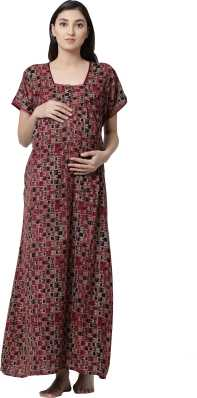 51730a898bc6b Maternity Dresses - Buy Pregnancy Dresses Online at Best Prices In ...