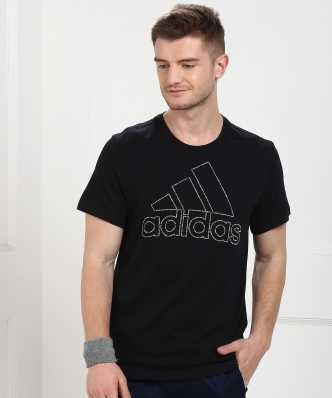 1c817be61 Adidas Tshirts - Buy Adidas T-shirts @ Min 50% Off Online for men |  Flipkart.com