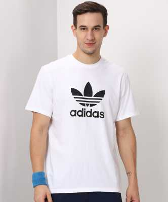cb8a8f3462 Adidas Tshirts - Buy Adidas T-shirts   Min 50% Off Online for men ...