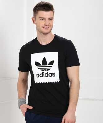 new styles 7f472 5a81c Adidas Tshirts - Buy Adidas T-shirts   Min 50% Off Online for men    Flipkart.com