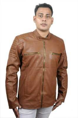 c002c71ec Genuine Leather Jackets - Buy Genuine Leather Jackets Online at Best ...