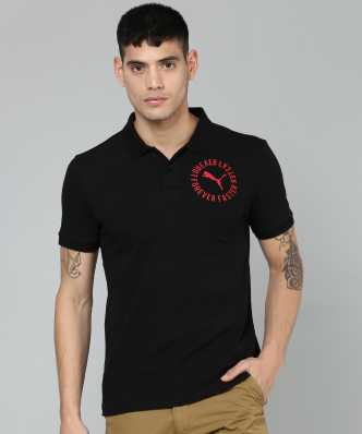 Puma Men s T-Shirts Online at Flipkart.com 0934966c7430