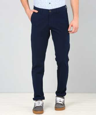 bcef6602beb Allen Solly Trousers - Buy Allen Solly Trousers Online at Best Prices In  India