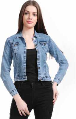 Girls Denim Jackets Buy Girls Denim Jackets Online At Best Prices