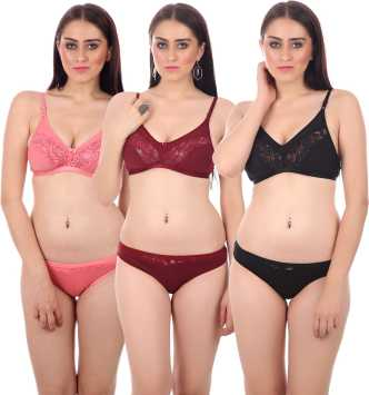 ff81ac19663 Bras   Panties - Buy Bra Sets   Panty Set Clothing Online at Best Prices In  India