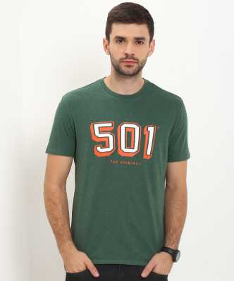 624d28e770f2c4 Levi S Tshirts - Buy Levi S Tshirts Online at Best Prices In India ...
