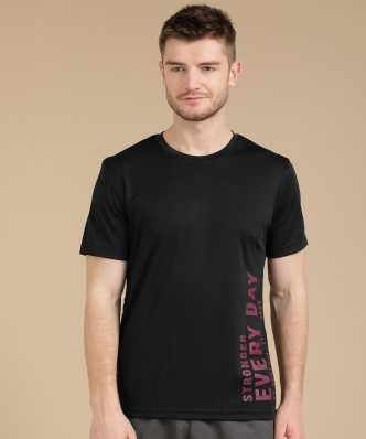 986911efc597 Reebok Tshirts - Buy Reebok Tshirts Online at Best Prices In India ...