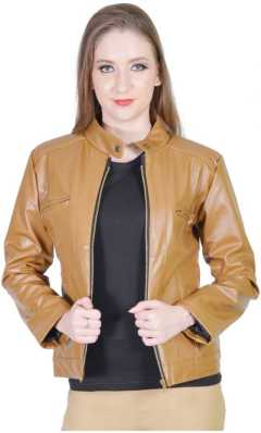 461b6ffd321 Leather Jackets - Buy leather jackets for men   women online on Flipkart at  best prices