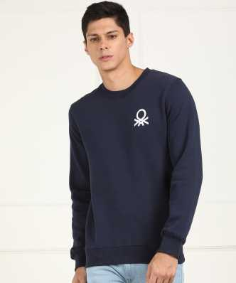 835b28a15fda9 Sweatshirts - Buy Sweatshirts / Hoodies / Hooded Sweatshirt Online at Best  Prices in India