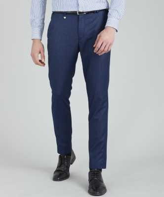 bba897a4750 Park Avenue Trousers - Buy Park Avenue Trousers Online at Best ...