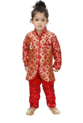 c29d4fc94a771 Sherwani And Churidar Set Boys Wear - Buy Sherwani And Churidar Set ...