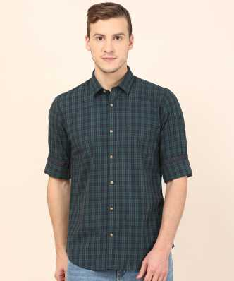 08152bbca341 Peter England Casual Party Wear Shirts - Buy Peter England Casual ...