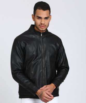 4dfa0d8b52 Leather Jackets - Buy Leather Jackets For Men & Women Online on ...