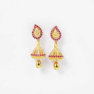 Bhima Jewellers Earrings Buy Bhima Jewellers Earrings Online At