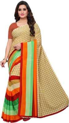 f47bb2de2888 Chiffon Sarees - Buy Designer Chiffon Sarees Party Wear Online at ...