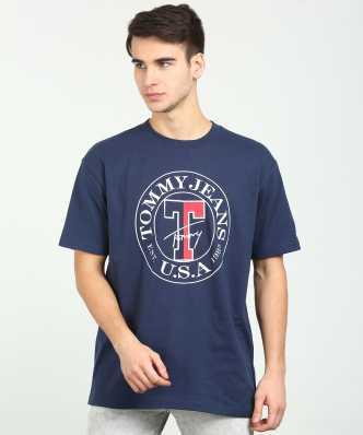 36e5906c8 Tommy Hilfiger Tshirts - Buy Tommy Hilfiger Tshirts Online at Best ...