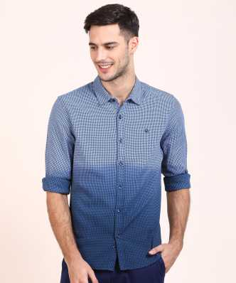 United Colors Of Benetton Casual Party Wear Shirts - Buy United Colors Of  Benetton Casual Party Wear Shirts Online at Best Prices In India  b42519daaaa