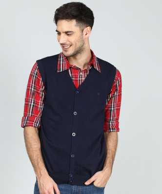 46fea29877a2c Sleeveless Sweaters - Buy Sleeveless Sweaters Online at Best Prices In  India