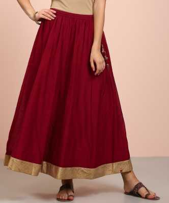 30a16ff893 Ethnic Long Skirts - Buy Ethnic Long Skirts online at Best Prices in India  | Flipkart.com
