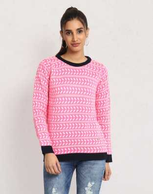88d3a9b970 Sweaters Pullovers - Buy Sweaters Pullovers Online for Women at Best Prices  in India