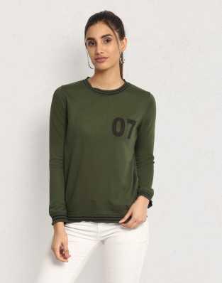 b550b9b855378 Sweatshirts - Buy Sweatshirts / Hoodies for Women Online at Best ...