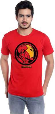 9df266bb Marvel Tshirts - Buy Marvel Tshirts Online at Best Prices In India ...