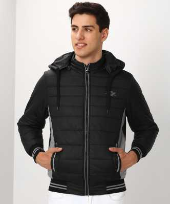 105353e64 Black Jackets - Buy Black Jackets Online at Best Prices In India ...