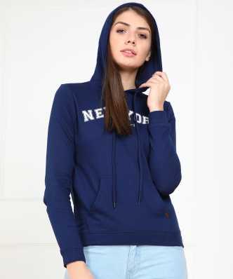 76d398e8992 Sweatshirts - Buy Sweatshirts   Hoodies for Women Online at Best ...