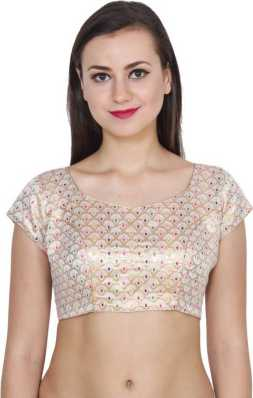 Silver Blouses - Buy Silver Blouses Online at Best Prices In India ... c63d6e97f3
