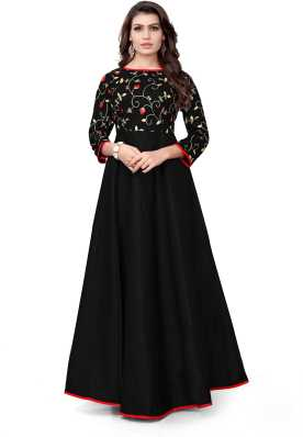 4f4c08bfb84 Black Gowns - Buy Black Gowns