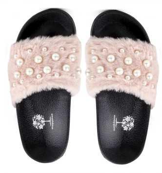 Fur Slippers - Buy Fur Slippers online at Best Prices in India | Flipkart.com