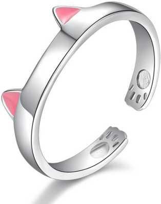 cbe742e36 Silver Rings - Buy Silver Rings Online For Men/Women At Best Prices ...