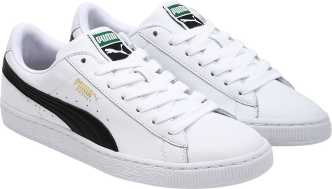 1de8d85c4ab White Puma Shoes - Buy White Puma Shoes online at Best Prices in ...