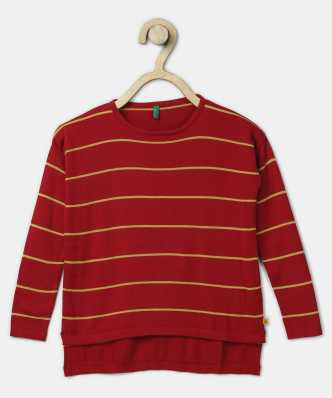 cfe04f997 Sweaters For Girls - Buy Girls Sweaters Online At Best Prices In ...