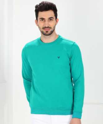 c76bd0d9ee92f Sweatshirts - Buy Sweatshirts   Hoodies   Hooded Sweatshirt Online at Best  Prices in India