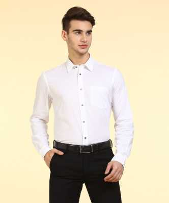 Formal Shirts For Men - Buy men s formal shirts online at Best ... ebd30867304d