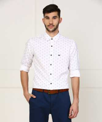 White Shirts - Buy White Shirts Online at Best Prices In India ... 68bb4cc06