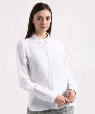 445105a57b Women's Shirts Online at Best Prices In India|Buy ladies' shirts ...