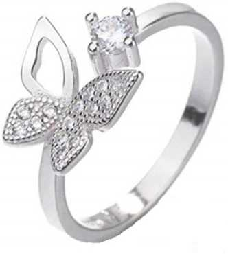 88ac2c77142bf Silver Rings - Buy Silver Rings Online For Men/Women At Best Prices ...