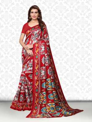 7af9991720 Cotton Silk Sarees - Buy Latest Cotton Silk Sarees online at best ...