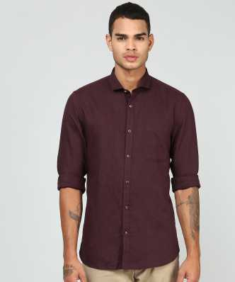 d9bbf4959d Linen Shirts - Buy Linen Shirts online at Best Prices in India ...