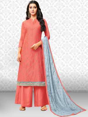 81995e20bb Cotton Suits - Buy Cotton Salwar Suits online at best prices - Flipkart.com