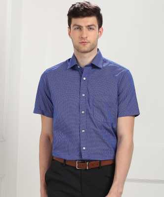 8cdc841cd8a Formal Shirts For Men - Buy men s formal shirts online at Best Prices in  India