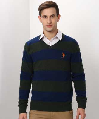 U S Polo Assn Sweaters - Buy U S Polo Assn Sweaters Online at Best ... d1e68edce