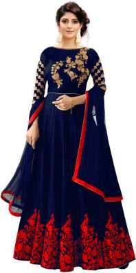 bce98f12ffe Red Gowns - Buy Red Gowns Online at Best Prices In India