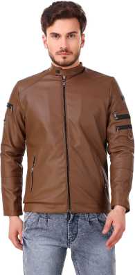 c558fac7f0200 Leather Jackets - Buy leather jackets for men   women online on ...